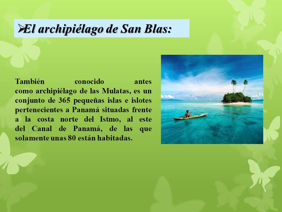 El archipiélago de San Blas: