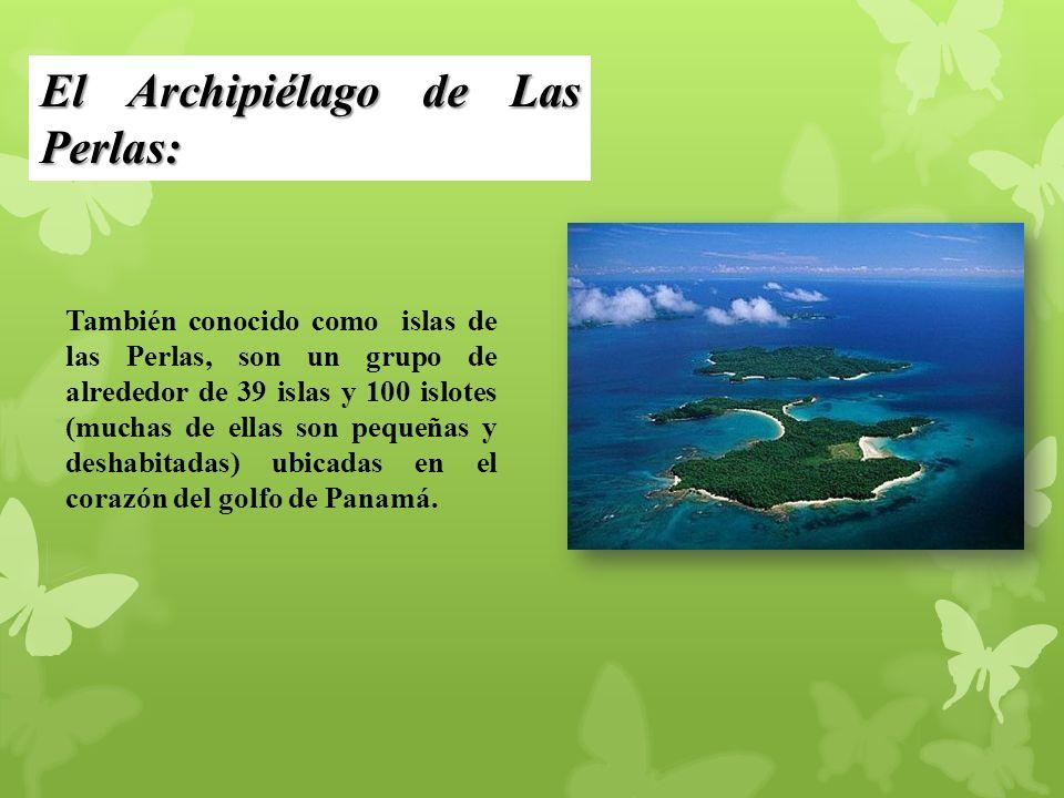 El Archipiélago de Las Perlas: