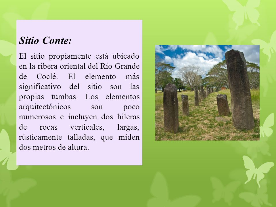 Sitio Conte: