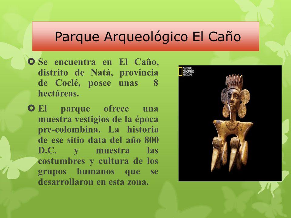 Parque Arqueológico El Caño