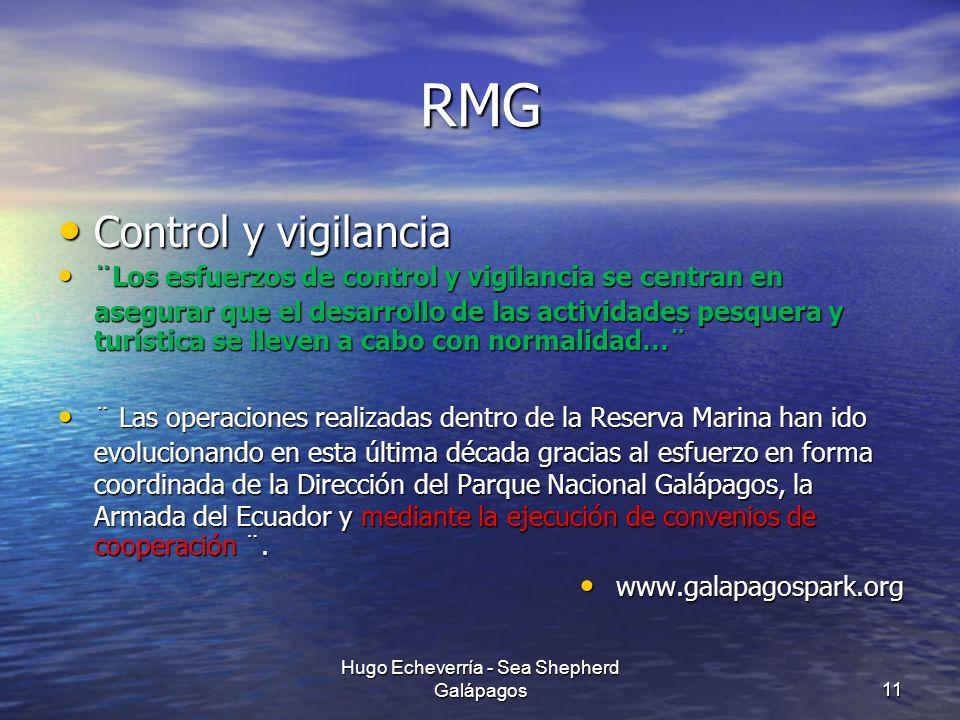 Hugo Echeverría - Sea Shepherd Galápagos