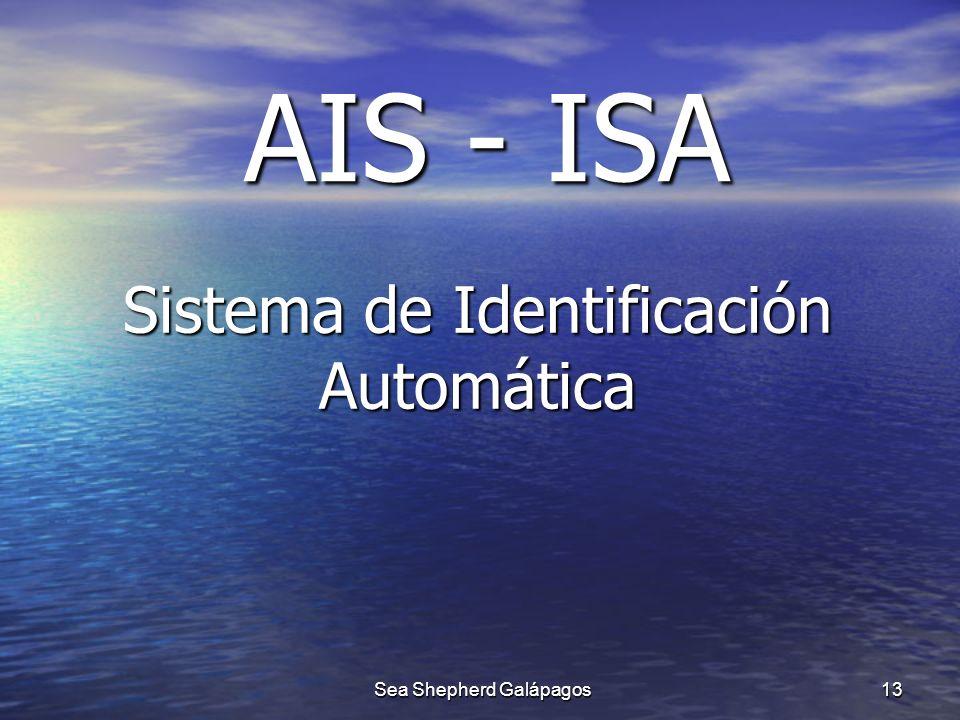 Sistema de Identificación Automática