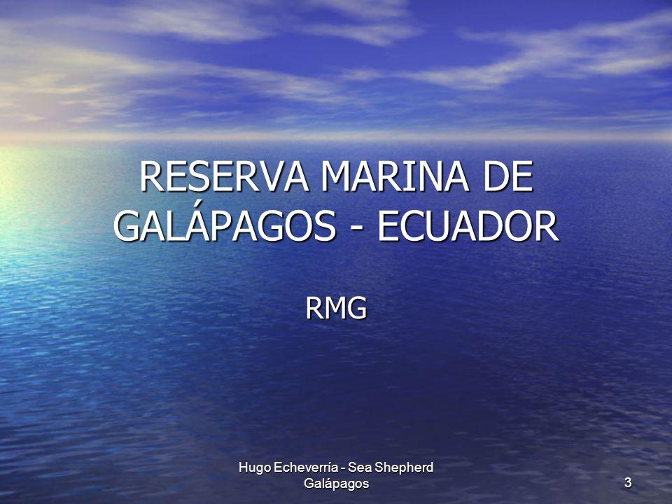 RESERVA MARINA DE GALÁPAGOS - ECUADOR