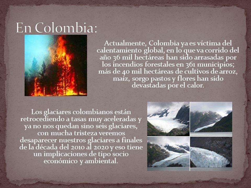 En Colombia:
