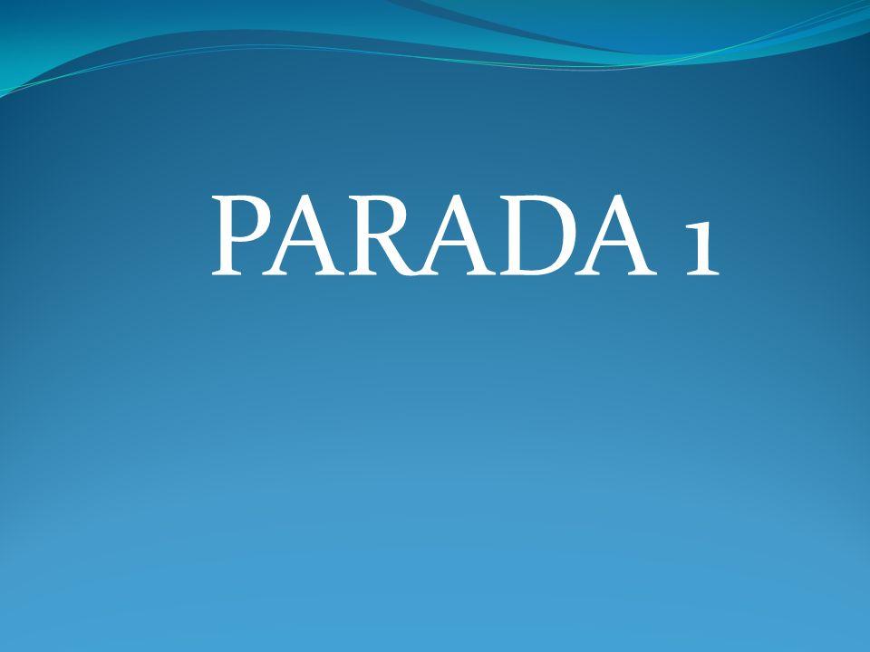 PARADA 1