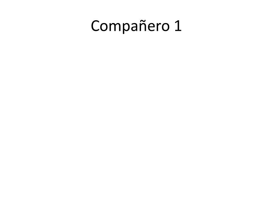 Compañero 1