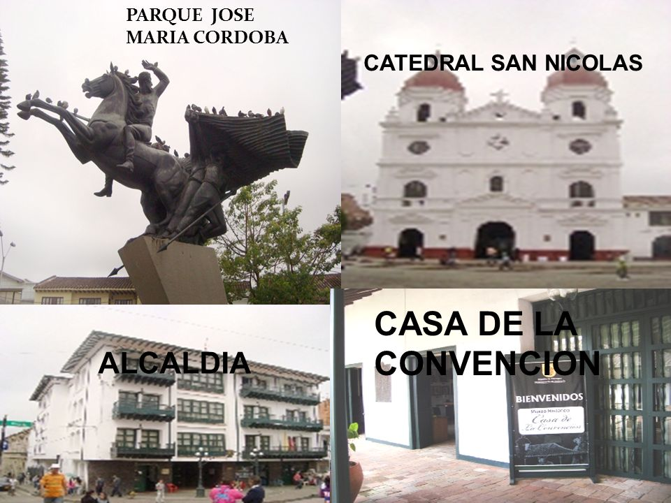 CASA DE LA CONVENCION ALCALDIA CATEDRAL SAN NICOLAS