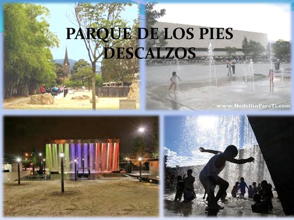 PARQUE DE LOS PIES DESCALZOS