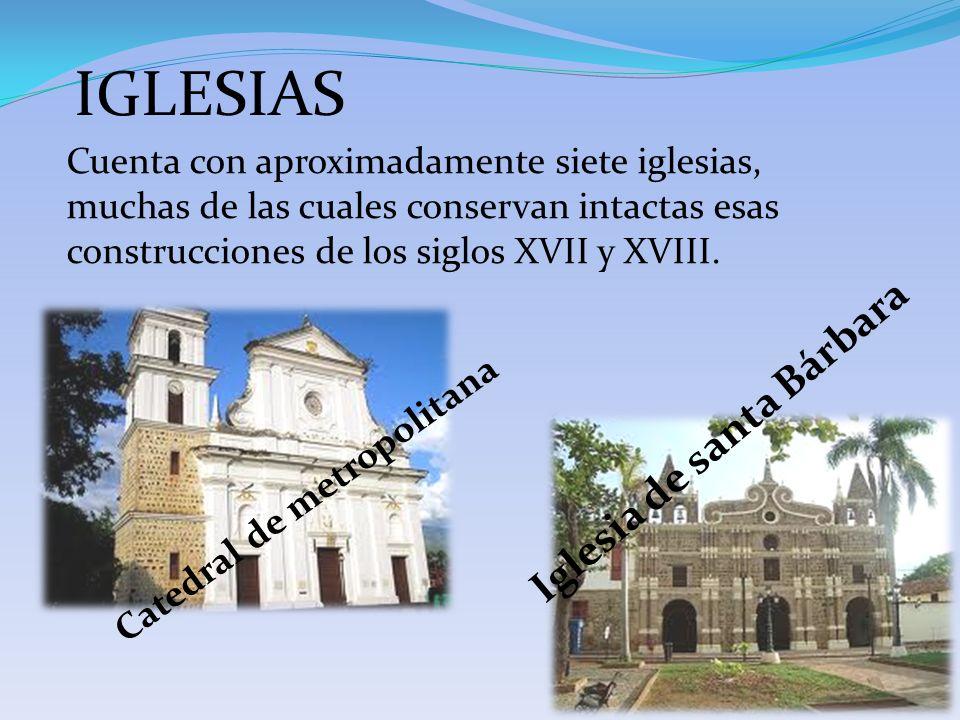 IGLESIAS Iglesia de santa Bárbara