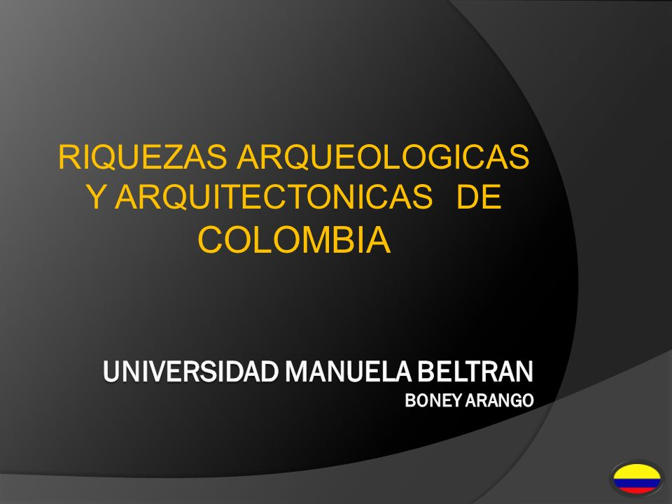 UNIVERSIDAD MANUELA BELTRAN BONEY ARANGO