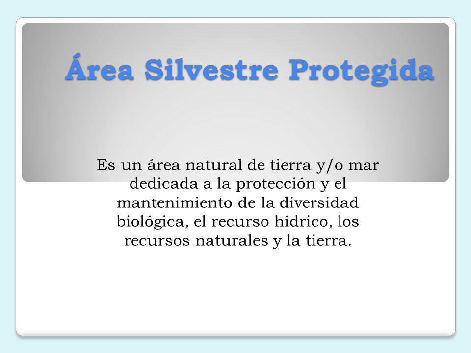 Área Silvestre Protegida