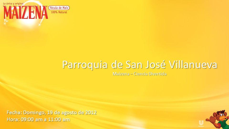 Parroquia de San José Villanueva