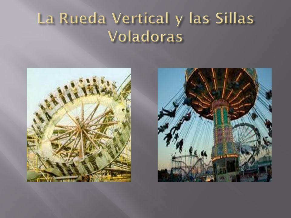 La Rueda Vertical y las Sillas Voladoras