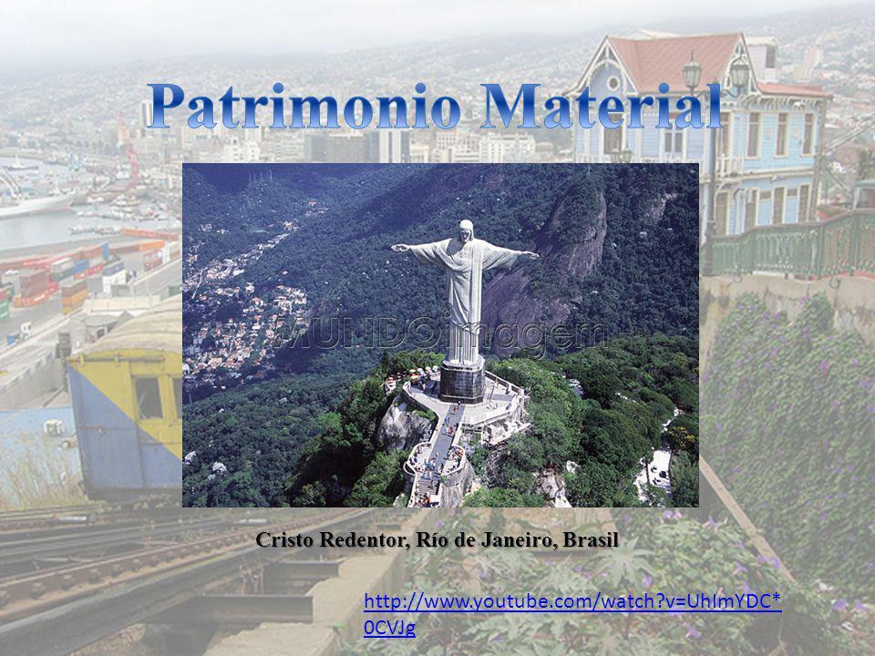 Cristo Redentor, Río de Janeiro, Brasil