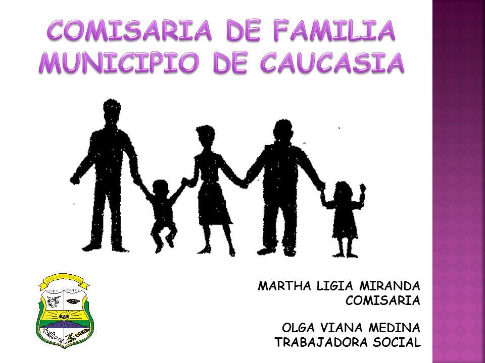 COMISARIA DE FAMILIA MUNICIPIO DE CAUCASIA