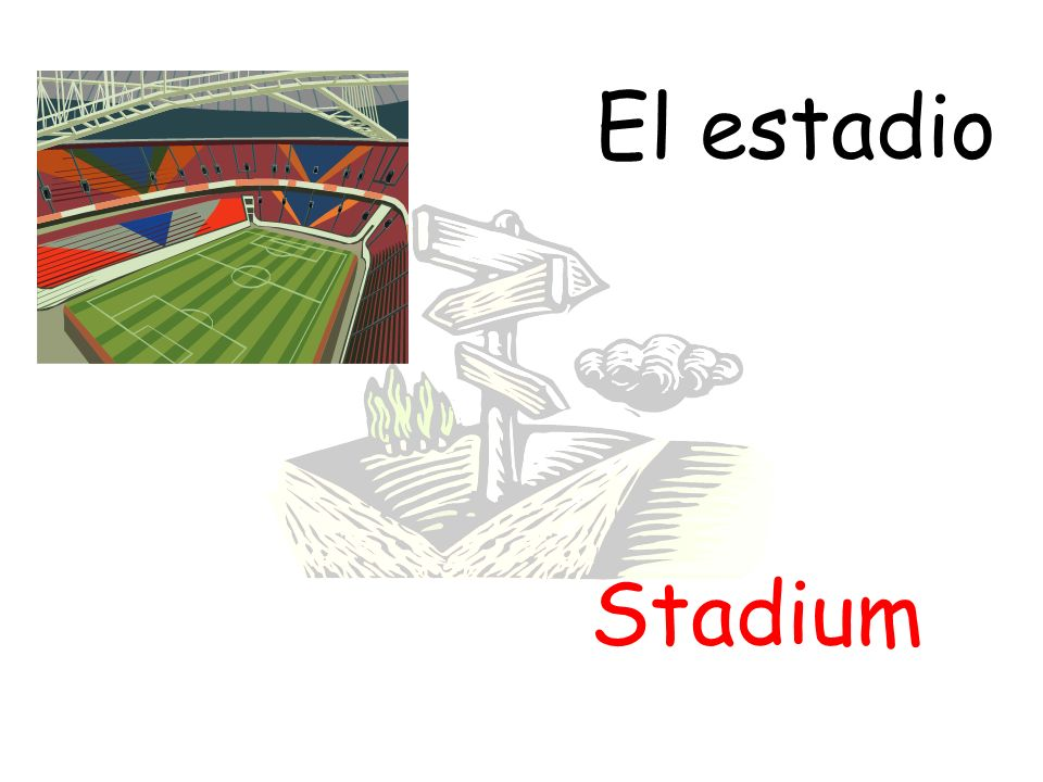 El estadio Stadium