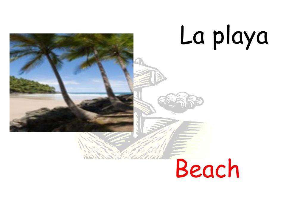 La playa Beach