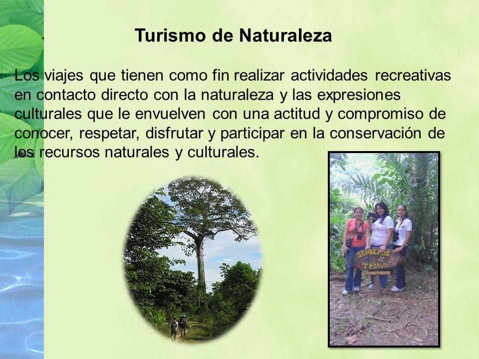 Turismo de Naturaleza