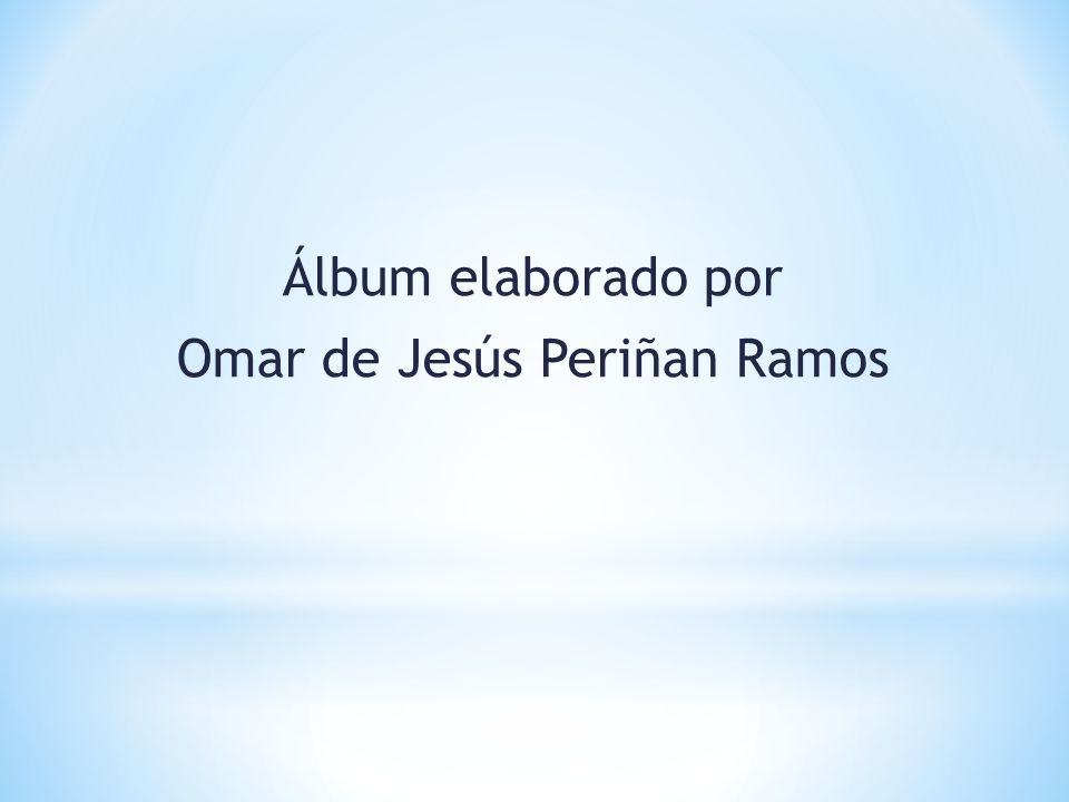 Omar de Jesús Periñan Ramos