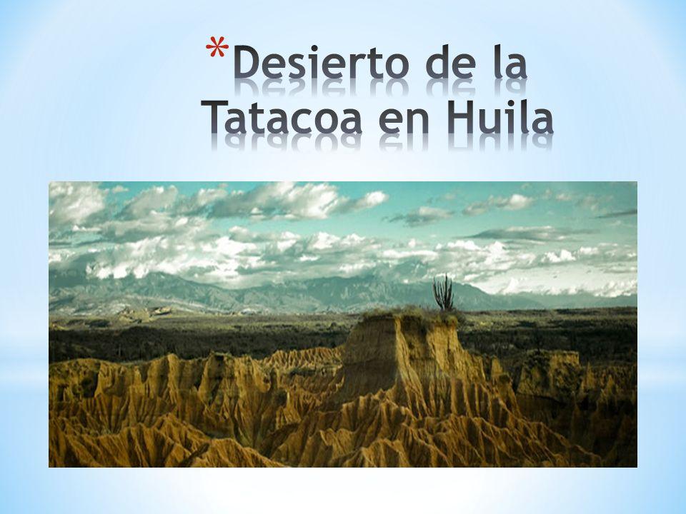 Desierto de la Tatacoa en Huila