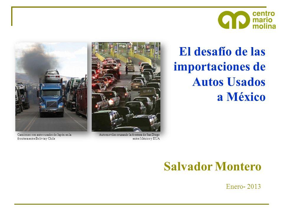El desafío de las importaciones de Autos Usados a México