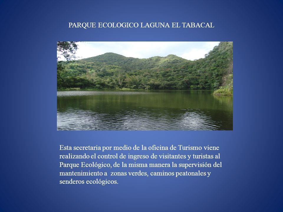 PARQUE ECOLOGICO LAGUNA EL TABACAL
