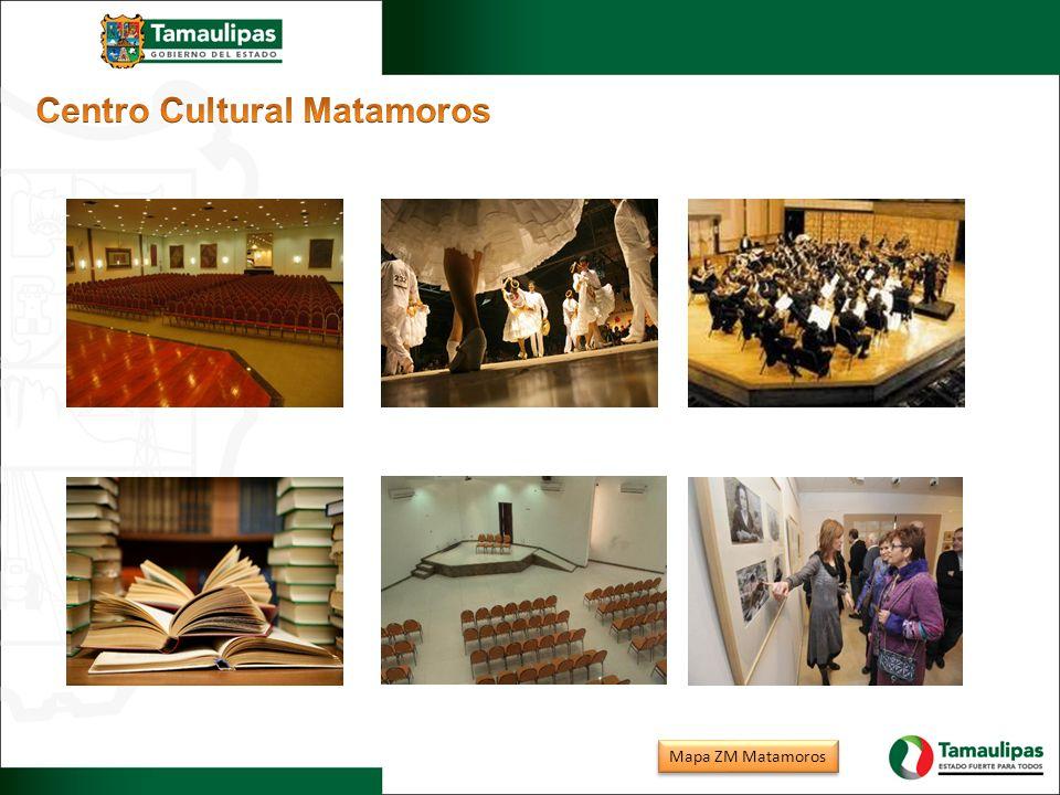 Centro Cultural Matamoros