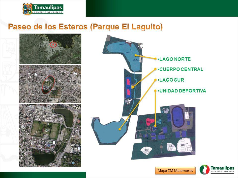 Paseo de los Esteros (Parque El Laguito)