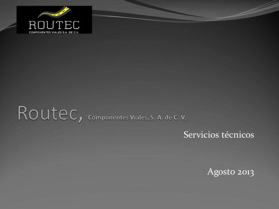 Routec, Componentes Viales, S. A. de C. V.