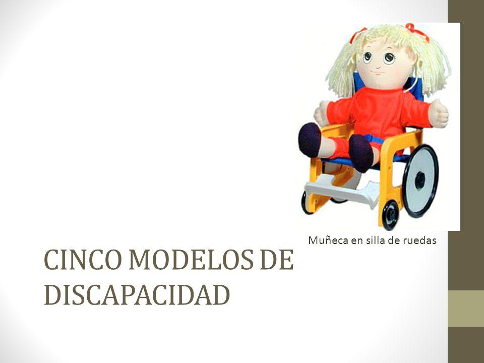 Cinco modelos DE discapacidad