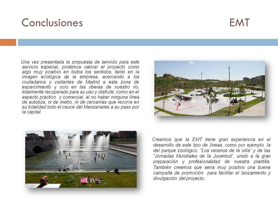 Conclusiones EMT