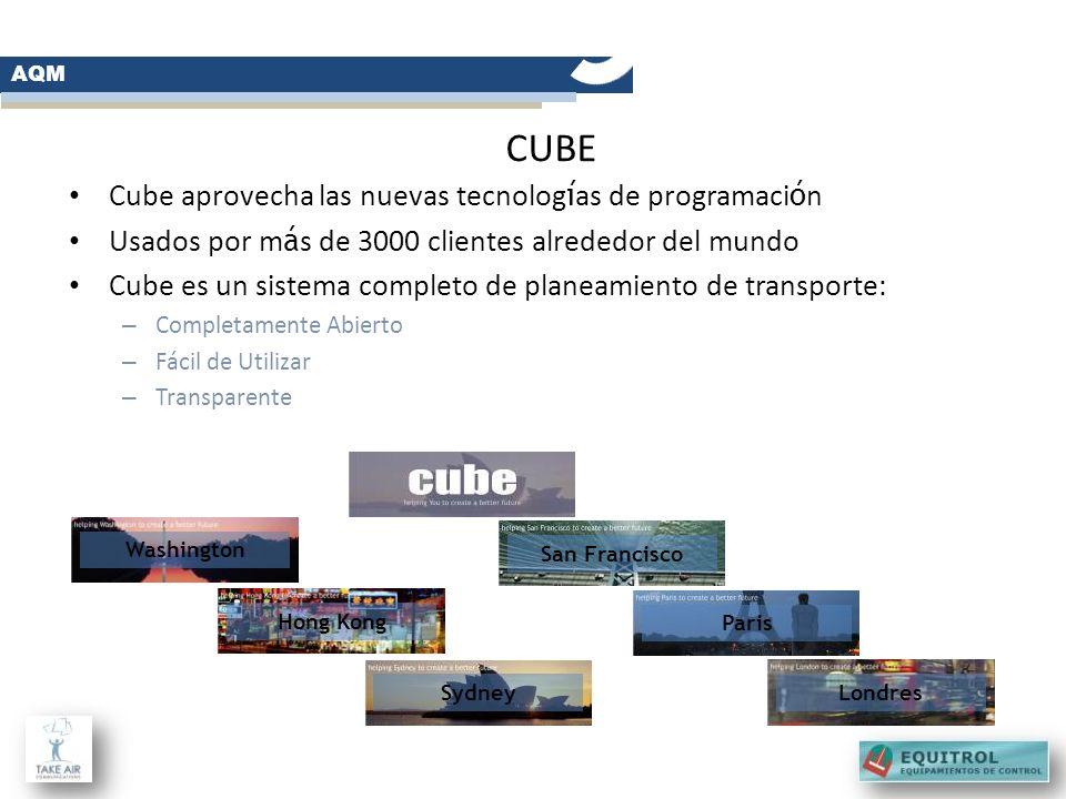 CUBE Cube aprovecha las nuevas tecnologías de programación