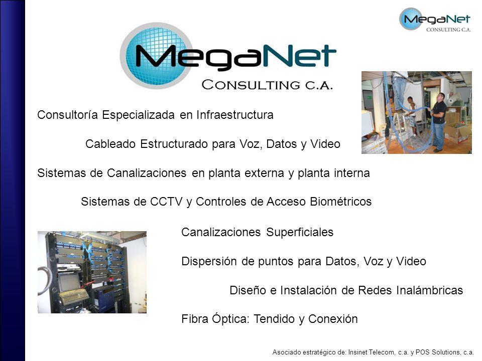 Consultoría Especializada en Infraestructura
