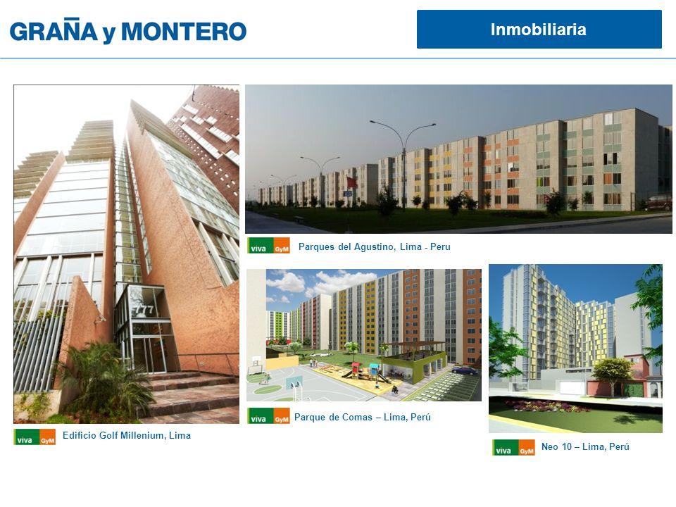 Inmobiliaria Parques del Agustino, Lima - Peru