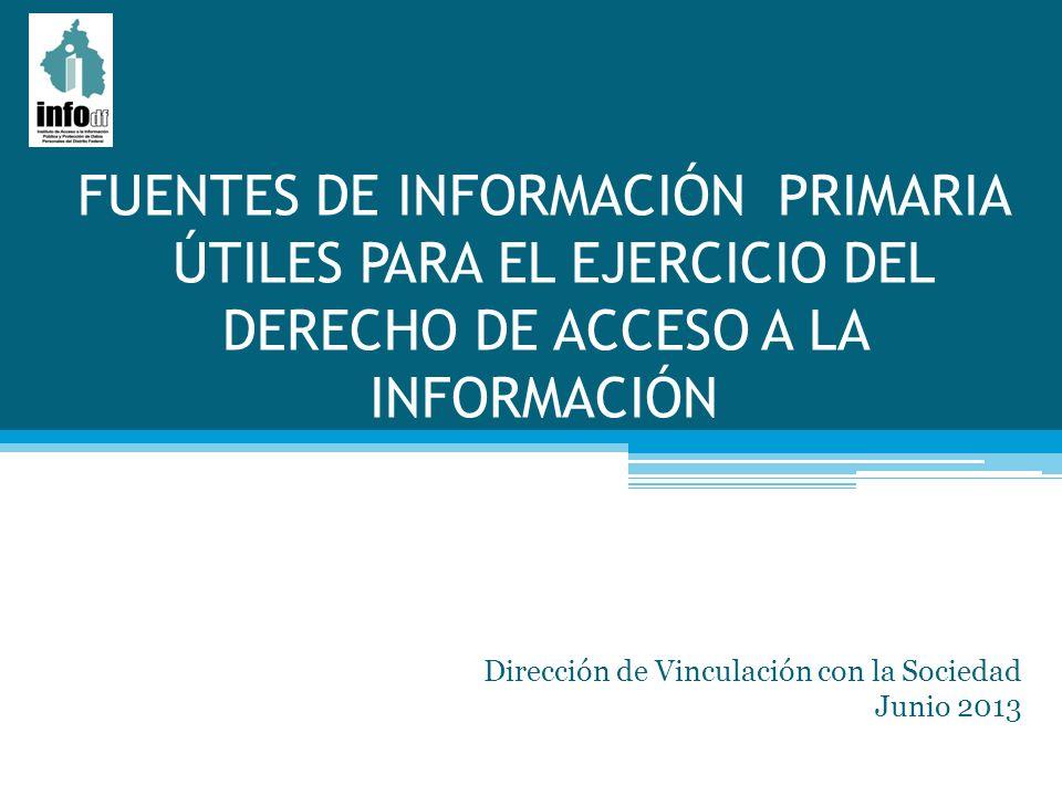 Dirección de Vinculación con la Sociedad Junio 2013