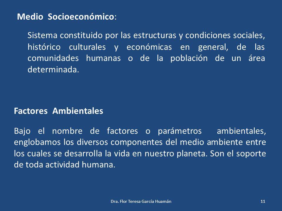 Medio Socioeconómico: