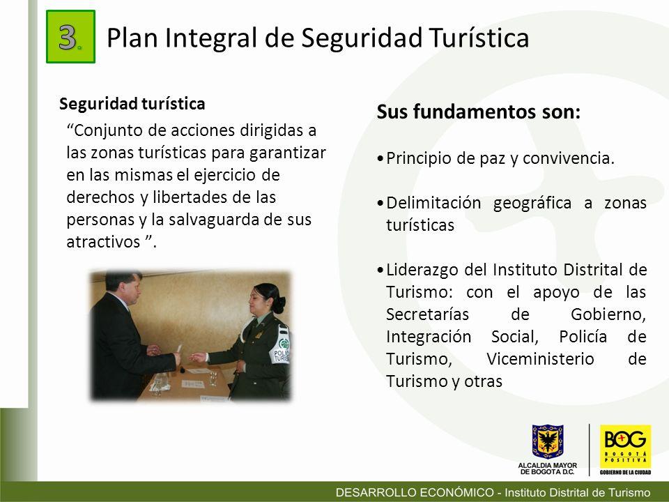 3. Plan Integral de Seguridad Turística