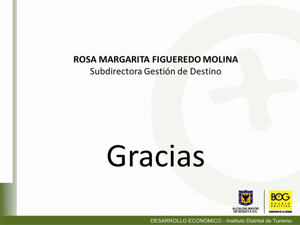 ROSA MARGARITA FIGUEREDO MOLINA