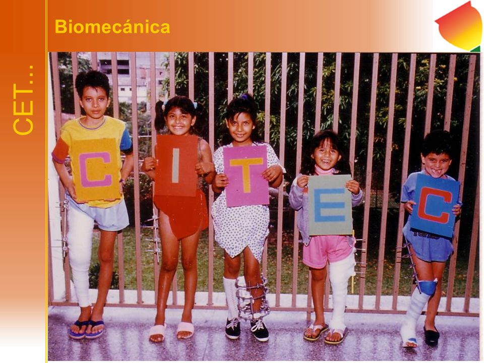 Biomecánica CET...