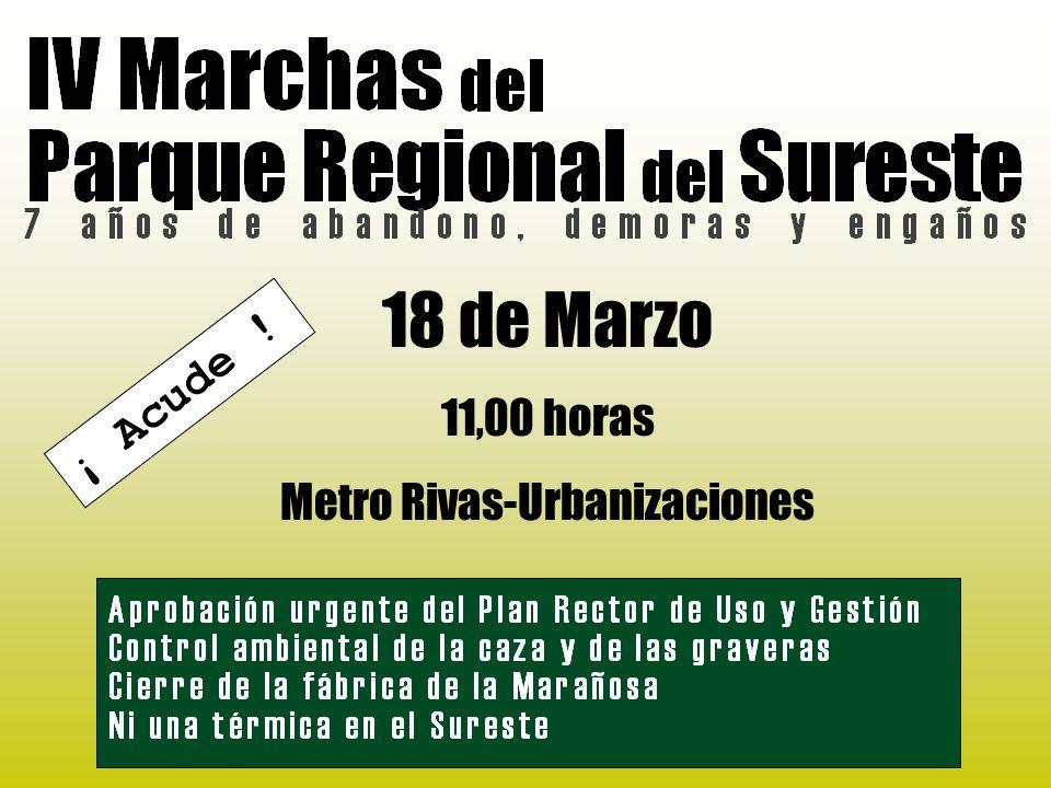 Metro Rivas-Urbanizaciones