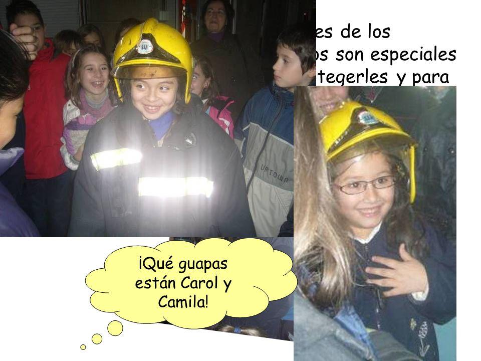 ¡Qué guapas están Carol y Camila!