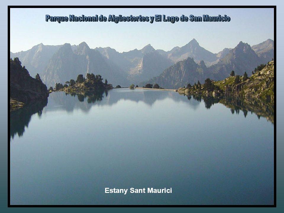 Parque Nacional de Aigüestortes y El Lago de San Mauricio