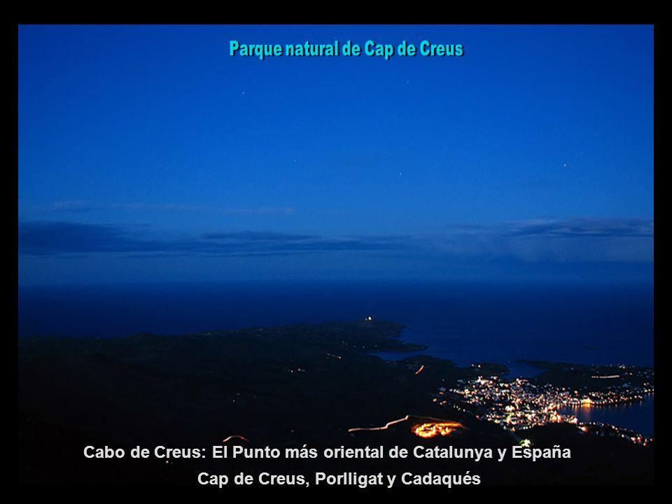 Cabo de Creus: El Punto más oriental de Catalunya y España