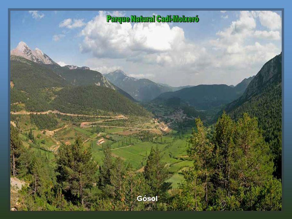 Parque Natural Cadí-Moixeró