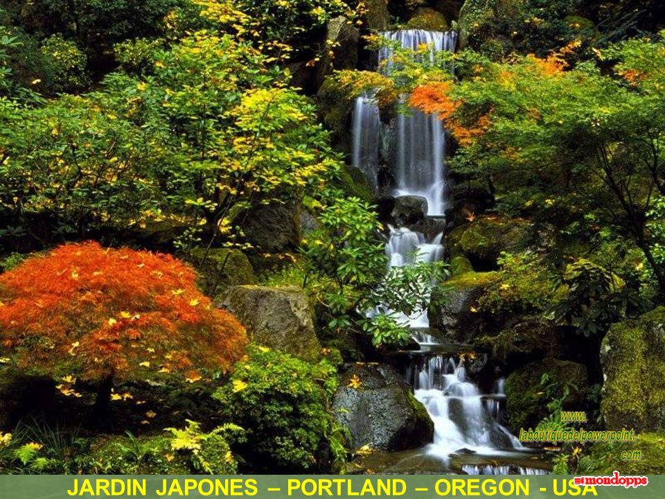 JARDIN JAPONES – PORTLAND – OREGON - USA