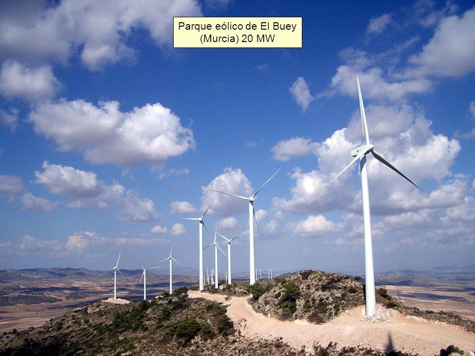 Parque eólico de El Buey