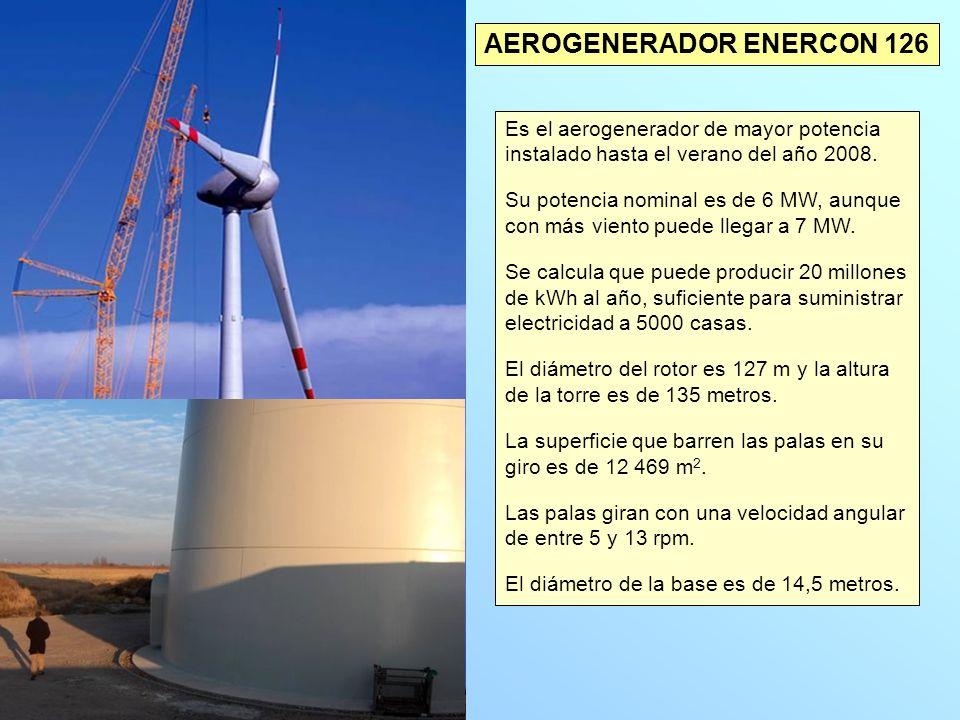 AEROGENERADOR ENERCON 126