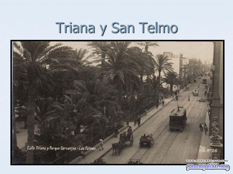 Triana y San Telmo