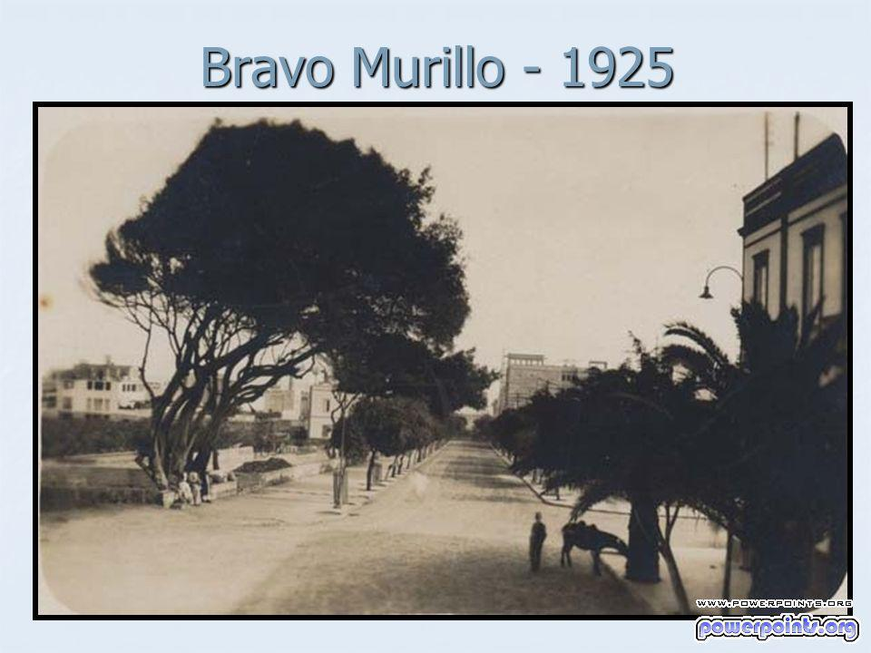 Bravo Murillo - 1925