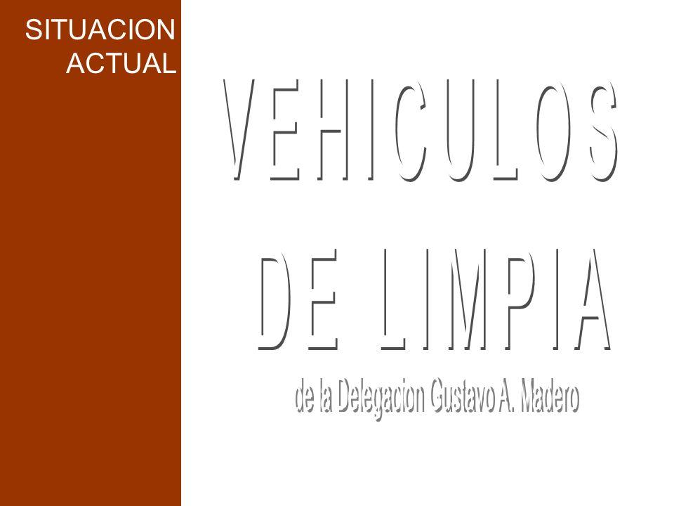 de la Delegacion Gustavo A. Madero